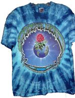 GD Roses Dyed Tee