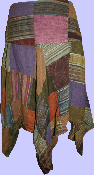 Patchwork Fairy Skirt