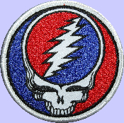 "3"" Steal Your Face Patch"