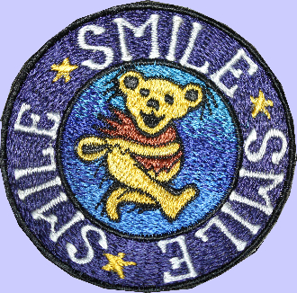 Smile Smile Smile Patch