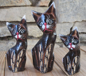 Indo Cats 3pc Set