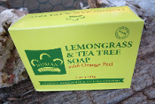 Lemongrass & Tea Tree Soap