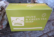 Olive & Green Tea Soap