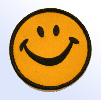 Happy Face Patch