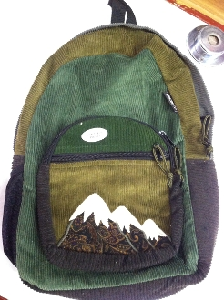 Large Mountains Backpack