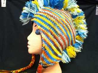 Mohawk Winter Flap Hat