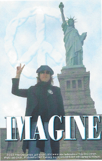 Imagine-John Lennon Peace