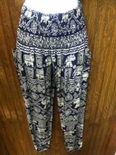 Elephant Pocket Pants